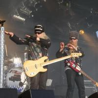 Vente Concert Tribute to ZZ Top